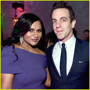 B.J. Novak Will Pull Off The Ultimate Christmas Surprise For Mindy Kaling's Daughter Katherine