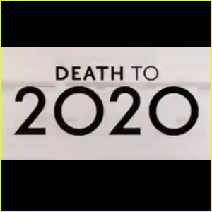 'Black Mirror' Creator Charlie Brooker Releases Mysterious 'Death to 2020' Teaser