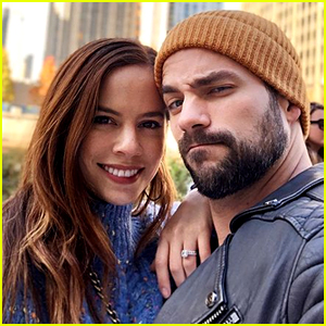 Fifty Shades Freed's Brant Daugherty & Wife Kim Expecting First Child!