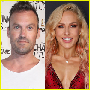 Brian Austin Green & 'DWTS' Pro Sharna Burgess Spark Romance Rumors While Jetting Off on Vacation Together