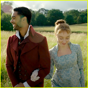 Phoebe Dynevor & Regé-Jean Page Start A Scandal in Netflix's Highly Anticipated 'Bridgerton' Trailer - Watch Here!