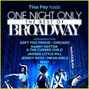 NBC's 'One Night Only' Broadway Special - Performers Lineup Revealed!