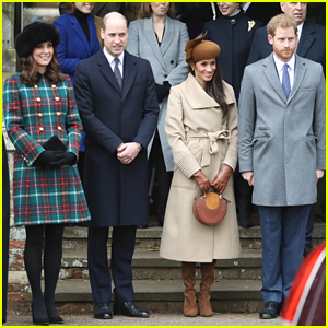 Prince Harry & Meghan Markle Have Exchanged Christmas Gifts With Prince William & Kate Middleton Long Distance