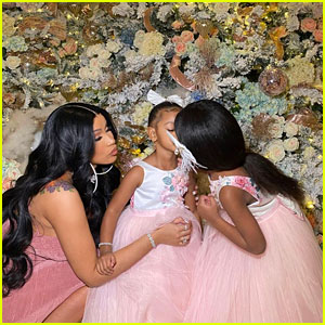 Cardi B Gets Emotional While Showing Off Her Incredible Christmas Decorations!