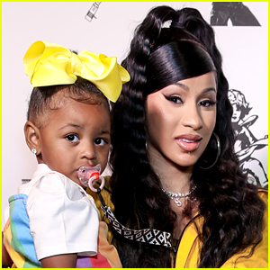 Cardi B's Daughter Hates This Habit Her Daughter Picked Up From 'Peppa Pig'