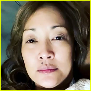 DWTS' Carrie Ann Inaba Reveals She Has Coronavirus, Fans Wish Her Well as They Hear Her Cough on Video