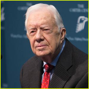 Former President Jimmy Carter to Receive Coronavirus Vaccine