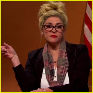 'SNL's Cecily Strong Nails Impersonation of Giuliani's Star 'Witness' Melissa Carrone - Watch!