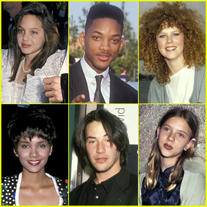 See 45 Celebrities' First Red Carpet Appearances with These Throwback Photos!