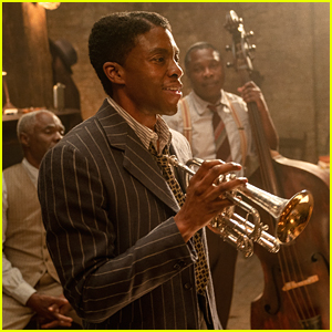 Chadwick Boseman Actually Learned How To Play Trumpet For 'Ma Rainey's Black Bottom'