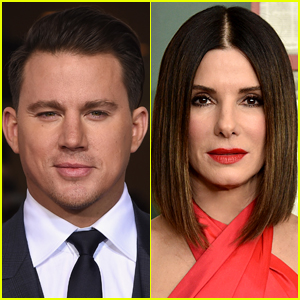 Channing Tatum In Final Talks to Join Sandra Bullock in 'Lost City of D'