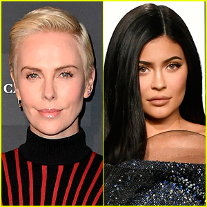 Charlize Theron's Post with Kylie Jenner Is Getting Attention!