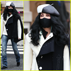 Cher Heads Out For Interviews Before Asking Fans To Help Her Rescue Another Animal