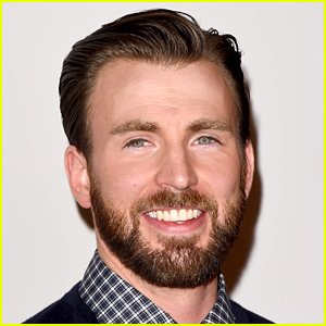 Chris Evans Woke Up to His Dog Dodger Staring Right At Him (Video)
