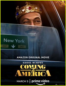 Eddie Murphy's 'Coming 2 America' Trailer Is Finally Here - Watch Now!