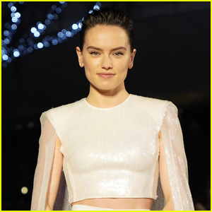 Daisy Ridley Reveals She's Been Called 'Quite Aggressive' & 'Intimidating' on Set
