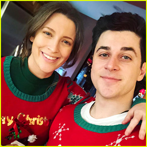 David Henrie Welcomes a Baby Boy on Christmas Day with Wife Maria Cahill!