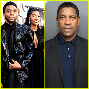 Denzel Washington Told Chadwick Boseman To 'Put a Ring On' Taylor Simone Ledward's Finger