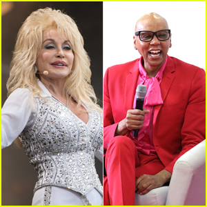 Dolly Parton Gets in a Hilarious Dig at RuPaul & It's Going Viral!
