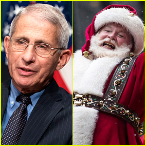 Dr. Fauci Says He Vaccinated Santa Claus During a Trip to the North Pole