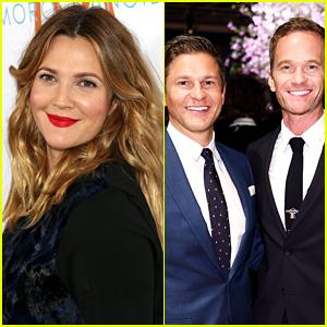 Drew Barrymore Says Neil Patrick Harris' Husband David Burtka Gave Her Life-Changing Advice on Flying with Kids