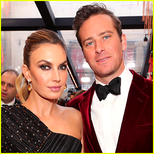 This Celebrity Clapped Back at Troll Talking About Elizabeth Chambers & Armie Hammer's Relationship