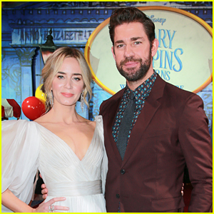Emily Blunt Says Husband John Krasinski Has Been a 'Vital Anchor' For Her During The Pandemic