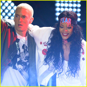 Eminem Apologizes to Rihanna Over Past Comments on New Album