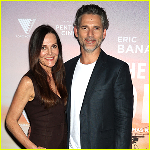 Eric Bana Steps Out For 'The Dry' Movie Premiere in Melbourne With Wife Rebecca