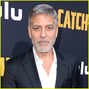 George Clooney Was Hospitalized With Pancreatitis While Filming 'The Midnight Sky'