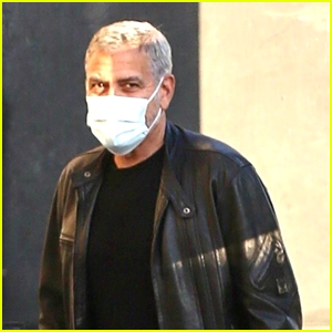 George Clooney Is Very Proud He Taught His Twins This Funny Joke To Prank People
