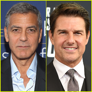 George Clooney Reveals His Thoughts on Tom Cruise's Viral COVID-19 Tirade