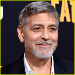 George Clooney Reveals Trick to Get His Twins to Behave Around Christmas!