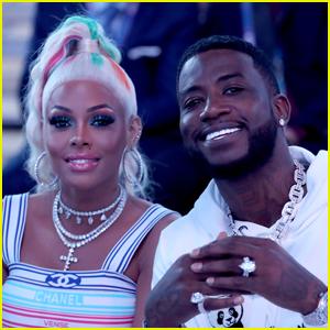 Gucci Mane & Wife Keyshia Ka'oir Welcome First Child Together!