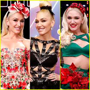 Gwen Stefani Wore Three Cool Outfits for 'The Voice' Live Finale - See Them All!