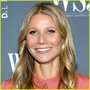 Gwyneth Paltrow Jokingly Calls Out Her Son Moses, 14, For Eating Her Sandwich