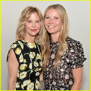 Gwyneth Paltrow Was Starstruck Over Meg Ryan: 'I Couldn't Even Be Myself'