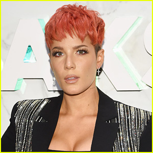 Halsey Apologizes for Sharing Photo Depicting Her Struggle with Eating Disorder