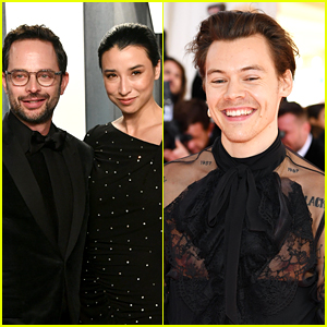 Harry Styles Was The First Person To Know About Nick Kroll & Lily Kwong's Engagement