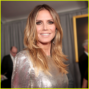 Heidi Klum Says Her 16-Year-Old Daughter Leni Is Interested in Modeling!