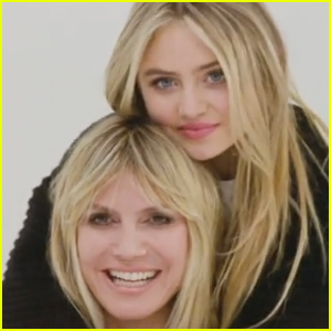 Heidi Klum Shares the Sweetest Message for 16-Year-Old Daughter Leni After Posing for 'Vogue' Together