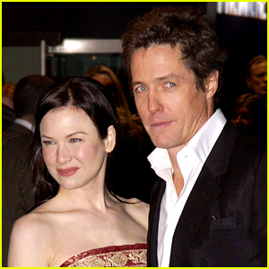 Hugh Grant Still Talks to 'Bridget Jones' Co-Star Renee Zellweger: 'She's One of the Few Actresses I Haven't Fallen Out With'