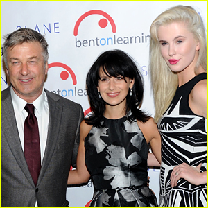 Alec Baldwin's Daughter Ireland Speaks to Hilaria Baldwin's Infamous Cucumber Moment