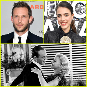 Jamie Bell & Margaret Qualley Will Dance & Star in Fred Astaire & Ginger Rogers Biopic
