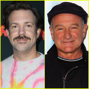 Jason Sudeikis Explains How His 'Ted Lasso' Character Was Inspired by Robin Williams