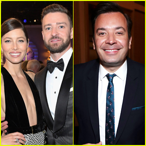 Jimmy Fallon Reveals That Justin Timberlake & Jessica Biel's Baby Is 'So Cute'