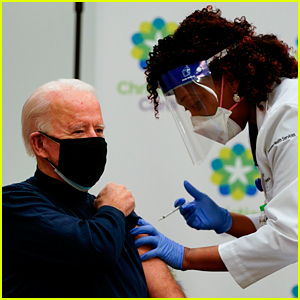President Elect Joe Biden Gets Coronavirus Vaccine Live on TV