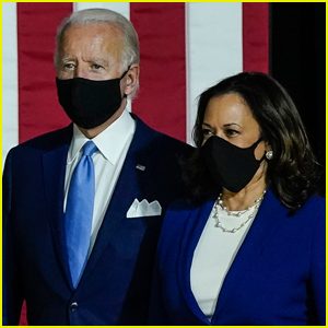 Joe Biden & Kamala Harris Named Time's Person of the Years 2020