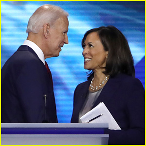 Joe Biden & Kamala Harris' COVID-19 Vaccination Dates Revealed