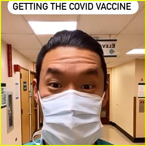The Bachelorette's Joe Park Documents His Coronavirus Vaccination